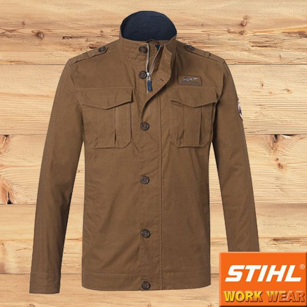 STIHL Field Jacket, hellbraun, 0420610