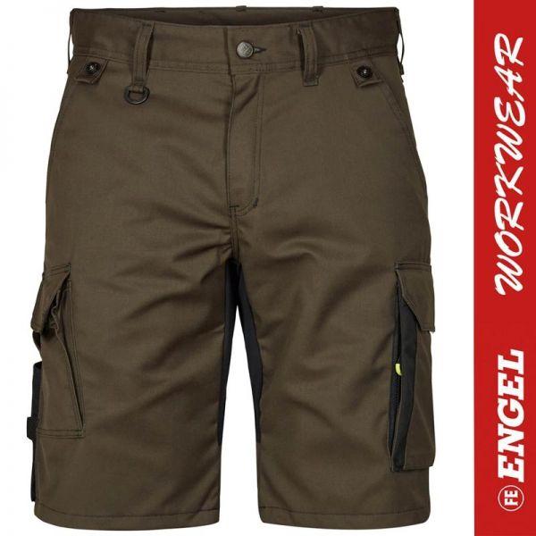 X-Treme H.Shorts M-Stretch - 6362-ENGEL Workwear