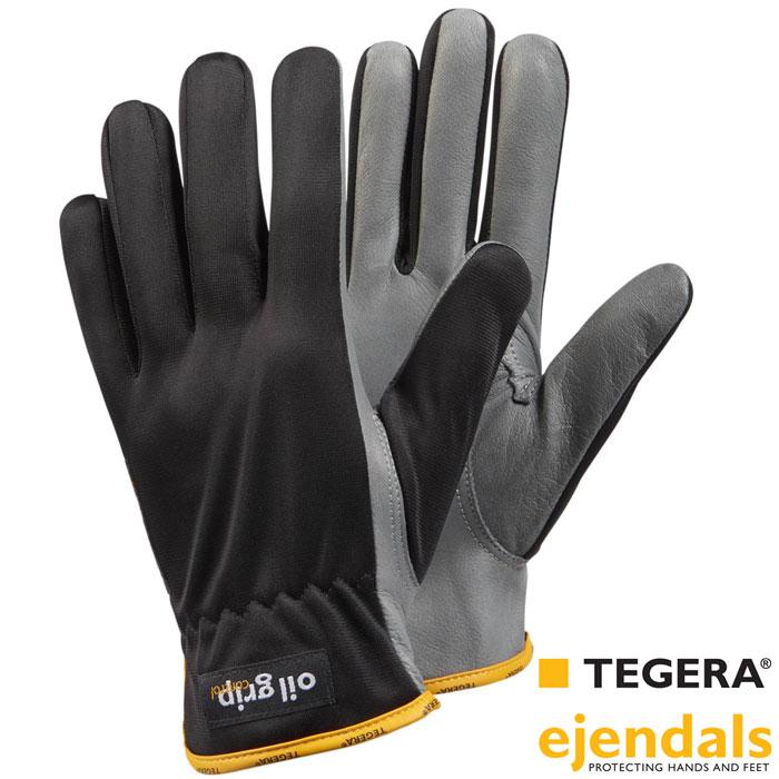 fd9ccb54ddcc8f Oil Grip Handschuhe, Soft Rindleder, von Tegera | shopschwiiz