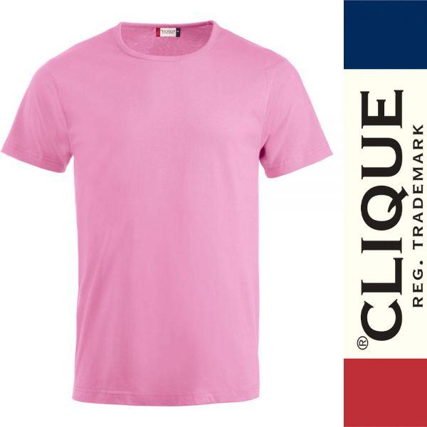Fashion-T-Shirt, Clique - 029324-hellpink