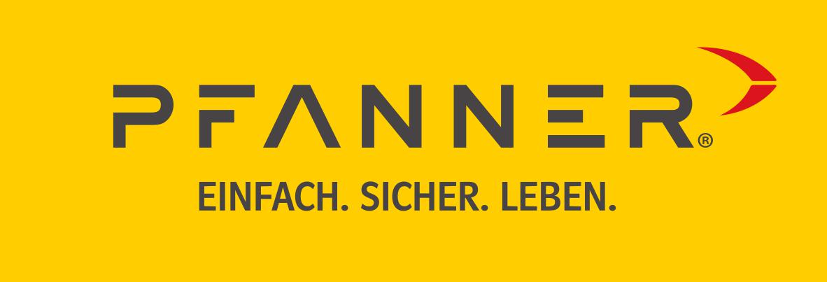 Pfanner-Logo-Gelb