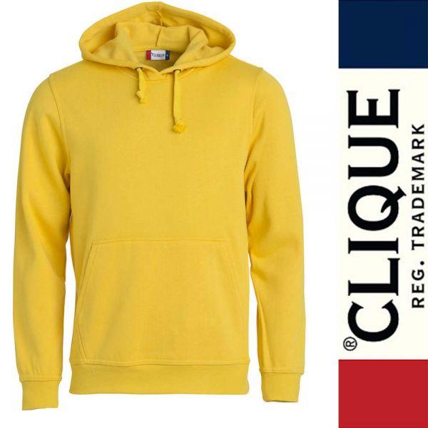 Basic Hoodie - CLIQUE - 021031