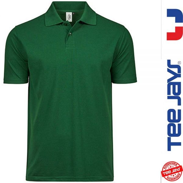 Power Poloshirt - TEE-JAYS-forest green