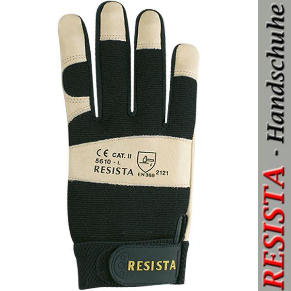 Schutzhandschuhe RESISTA - Tech aus Rindsleder