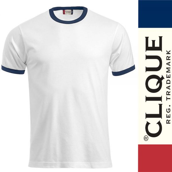 Bicolor T-Shirt NOME, CLIQUE Sportswear, 029314