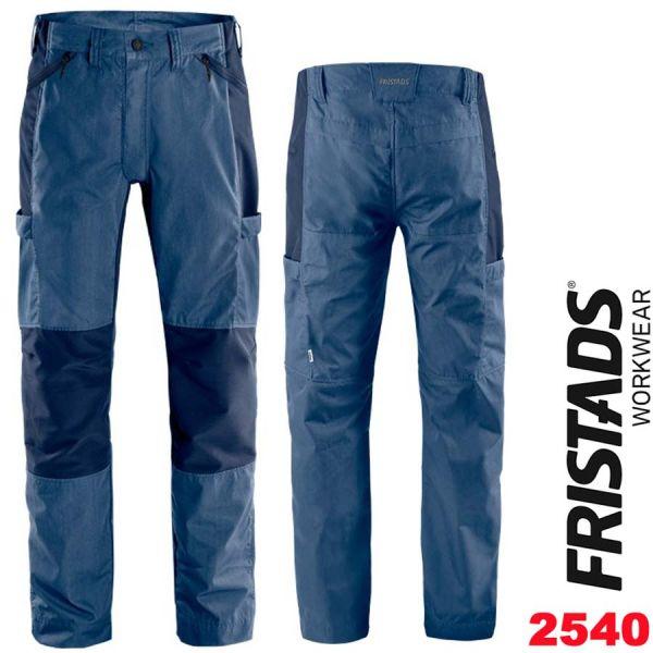 Allrounder Stretch-Hose 2540 LWR-FRISTADS- 130804-blau-marine