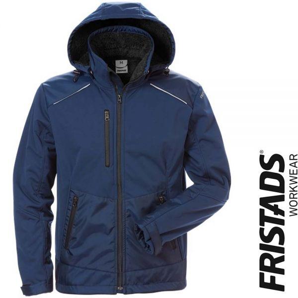 Softshell Winterjacke 4060 CFJ -FRISTADS Workwear- 127188-dunkelblau