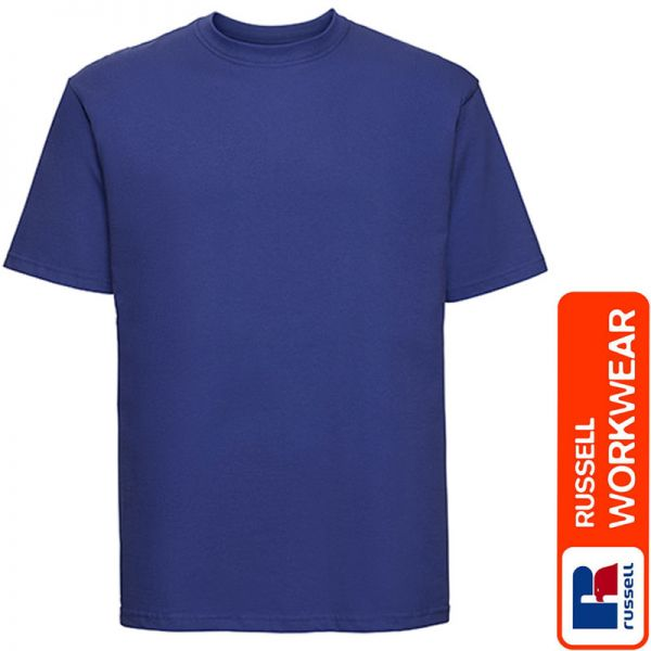 RUSSEL Classic T-Shirt Z180 - silver Label