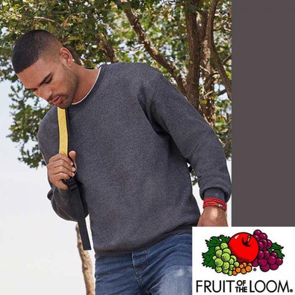 Fruit of the Loom Set-in Sweatshirt, F324