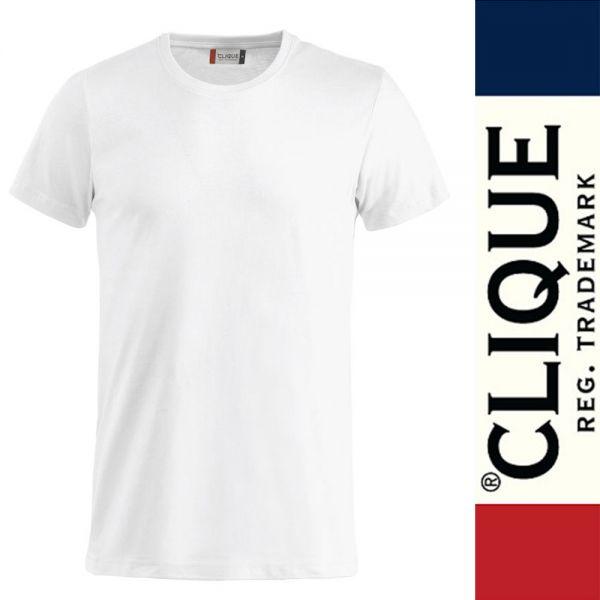 Basic-T-Shirt schmal geschnitten, Clique - 029030
